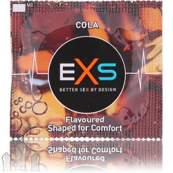 EXS Crazy Cola prezervatīvi