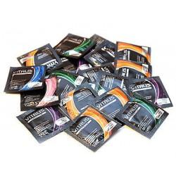 Vitalis набор презервативов (100 шт.)