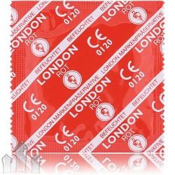 London Red prezervatīv