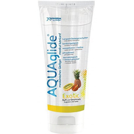 AquaGlide Exotic 100 ml lubrikants