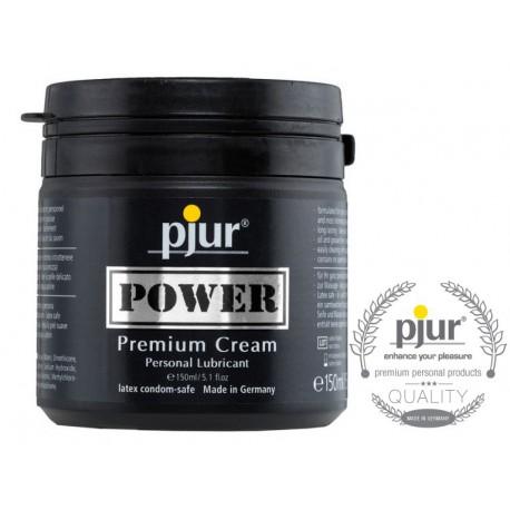 Pjur Power Cream lubrikants 150 ml