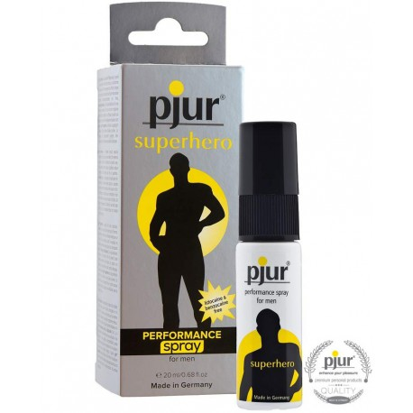 Pjur - Superhero Spray 20 ml