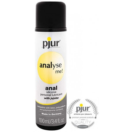 Lubrikants Pjur - Analyse Me Glide 30ml/100ml
