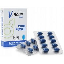 V-Activ Man Pure Power caps