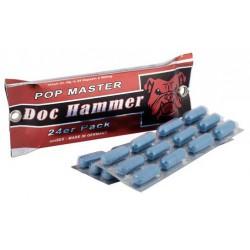 Doc Hammer Pop Master 24 vnt.