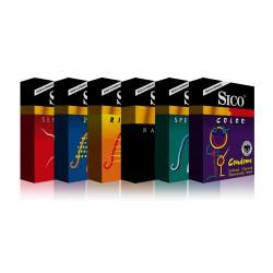 Sico prezervatīvu komplekts (100 gab.)