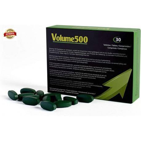 Volume 500 витамины для мужчин для усиления эрекции