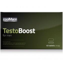 CoolMann Testo Boost for men
