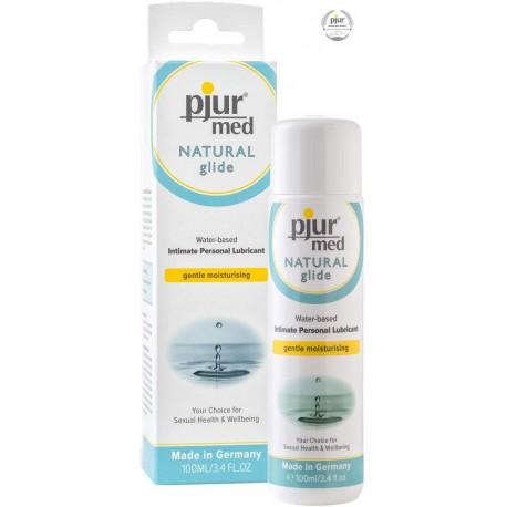 Pjur MED Natural Glide 100 ml lubrikants