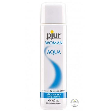 Pjur Woman Aqua 100 ml lubrikants