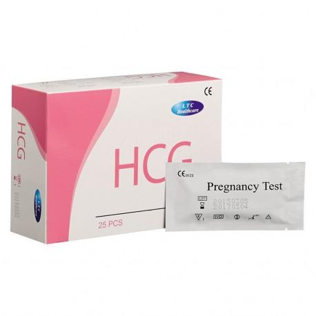 LTC Healthcare HCG кассетный тест на беременност